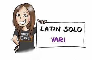 Zajecia Latin Solo